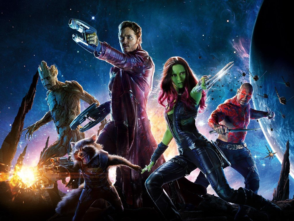 Movies Wallpaper: Guardians of the Galaxy