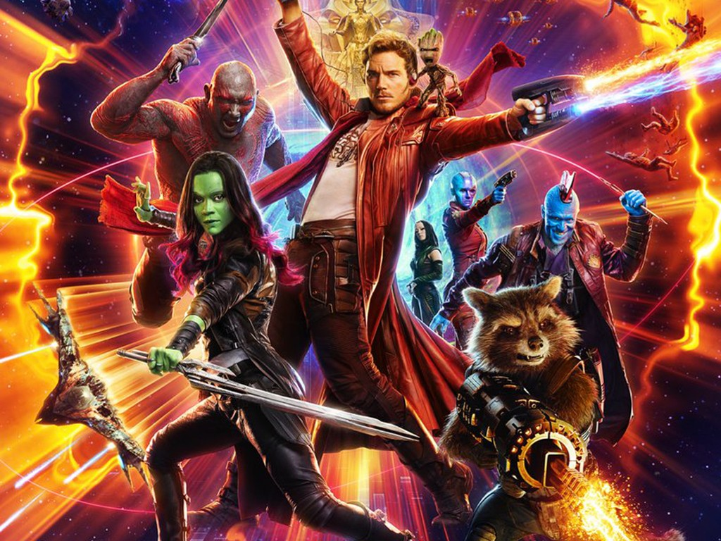 Movies Wallpaper: Guardians of the Galaxy Vol. 2
