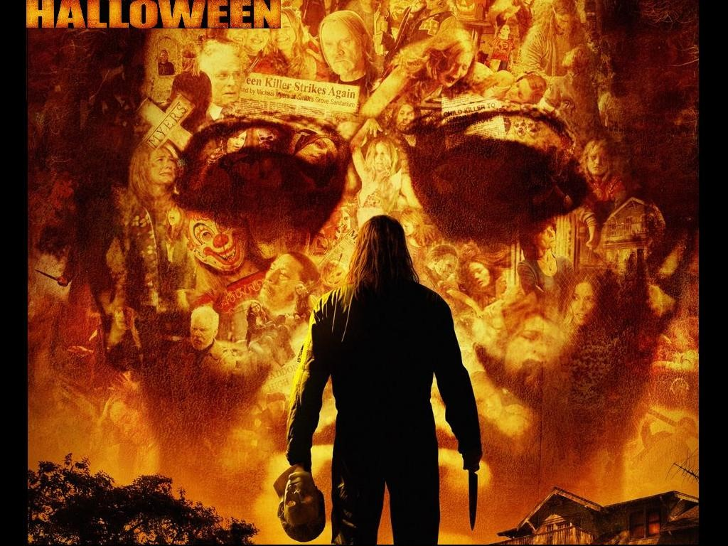 Movies Wallpaper: Halloween (2007)