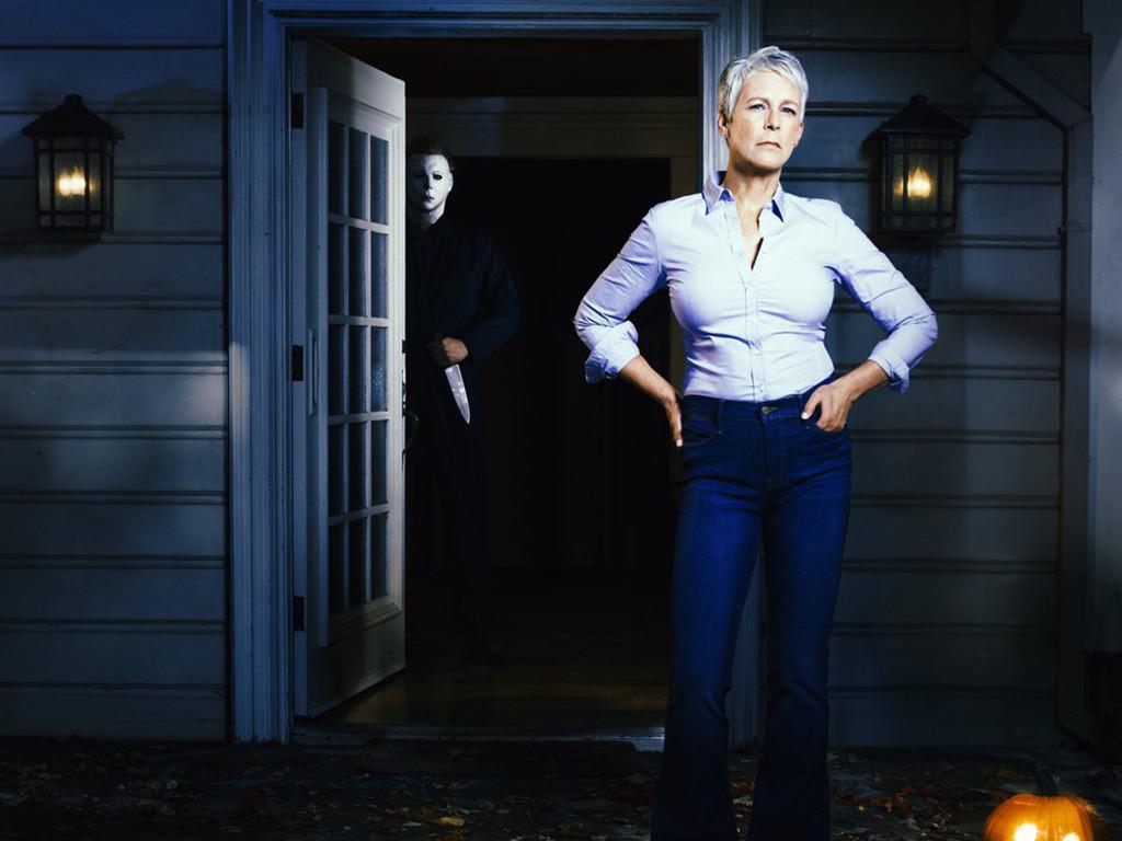Movies Wallpaper: Halloween (2018)