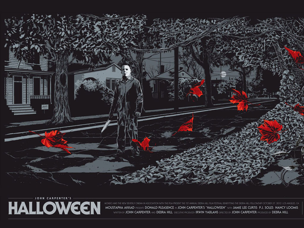 Movies Wallpaper: Halloween