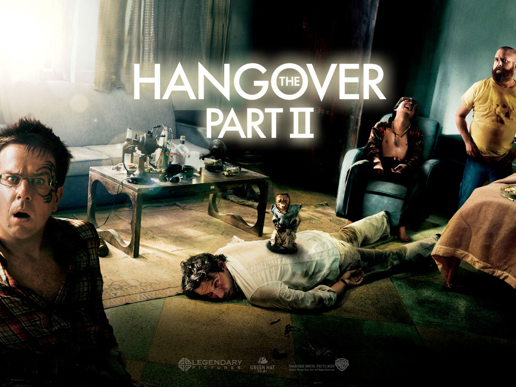 Movies Wallpaper: The Hangover - Part II