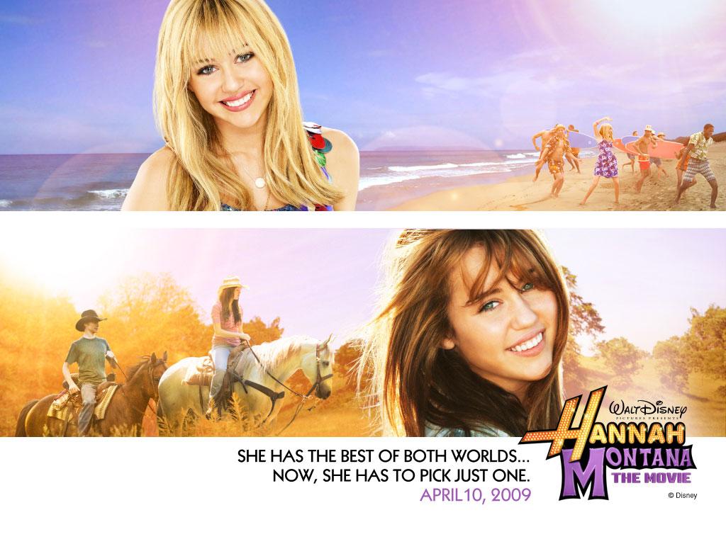 Movies Wallpaper: Hannah Montana - The Movie