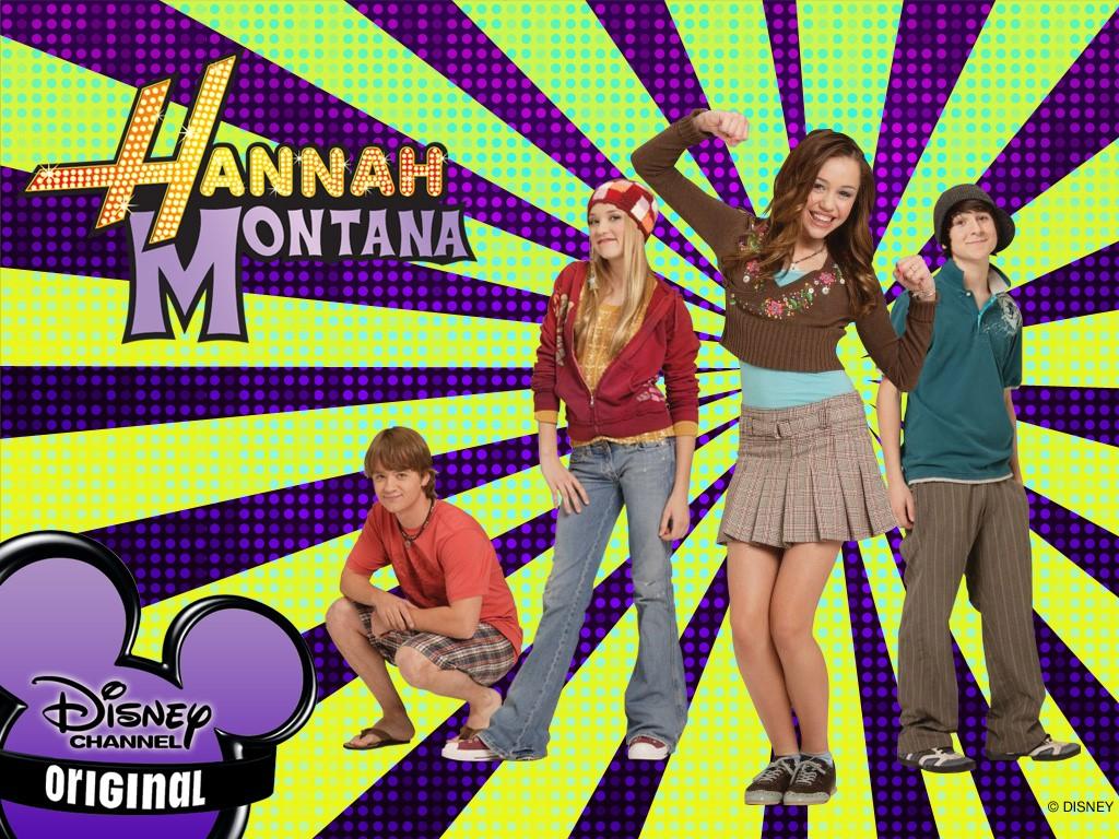 Papel de Parede Gratuito de Filmes : Hannah Montana
