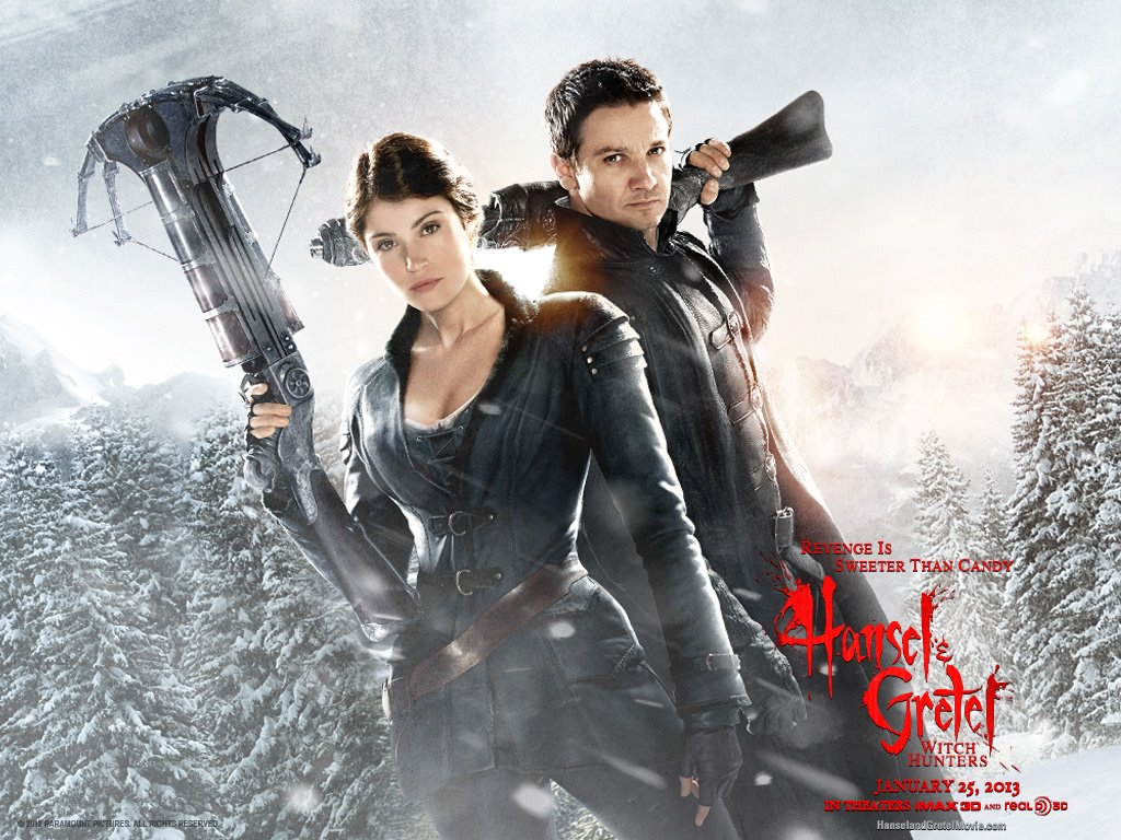 Movies Wallpaper: Hansel and Gretel - Witch Hunters