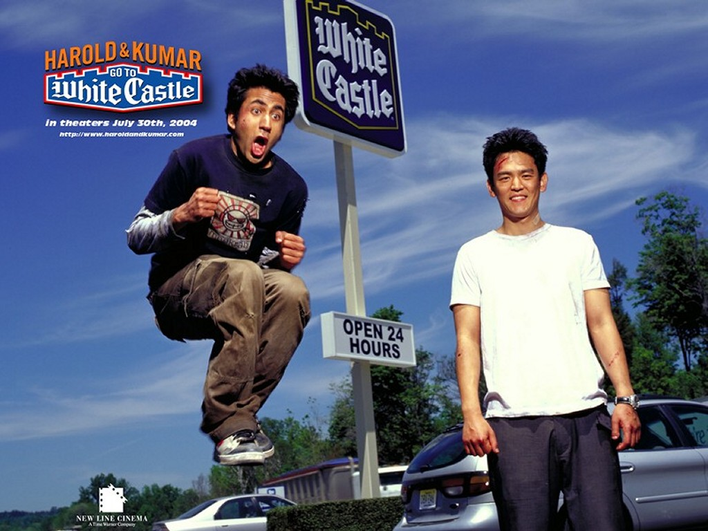 Movies Wallpaper: Harold and Kumar Go To White Castle