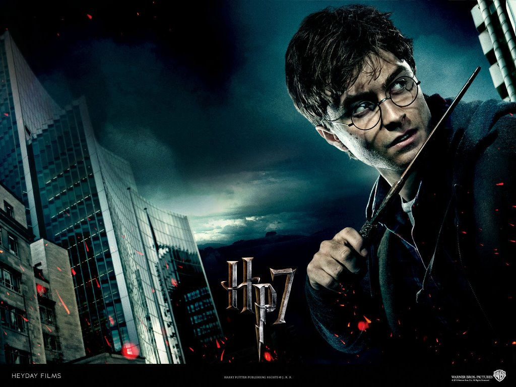Movies Wallpaper: Harry Potter and the Deathly Hallows - Part I