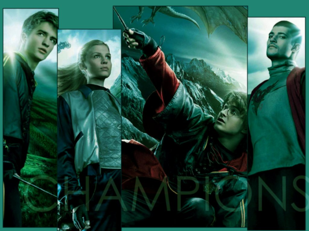 Movies Wallpaper: Harry Potter and the Goblet of Fire - Champions