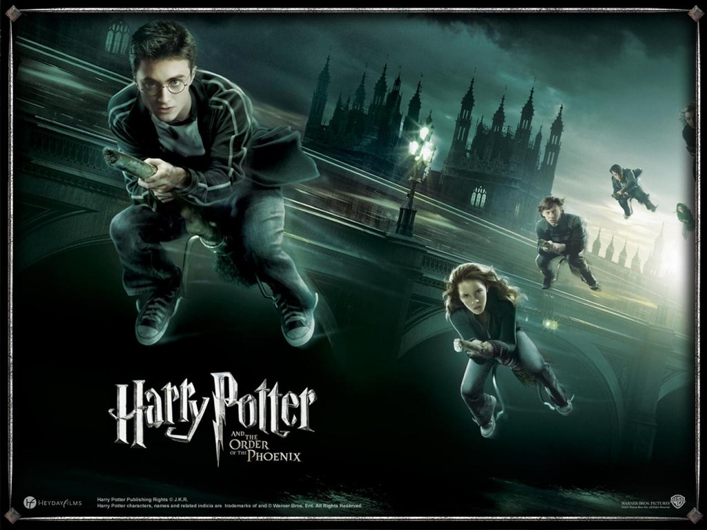 Movies Wallpaper: Harry Potter and the Order of the Phoenix