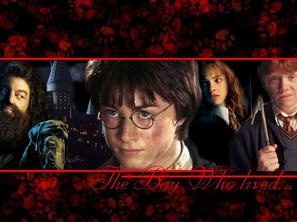 Movies Wallpaper: Harry Potter - Collage