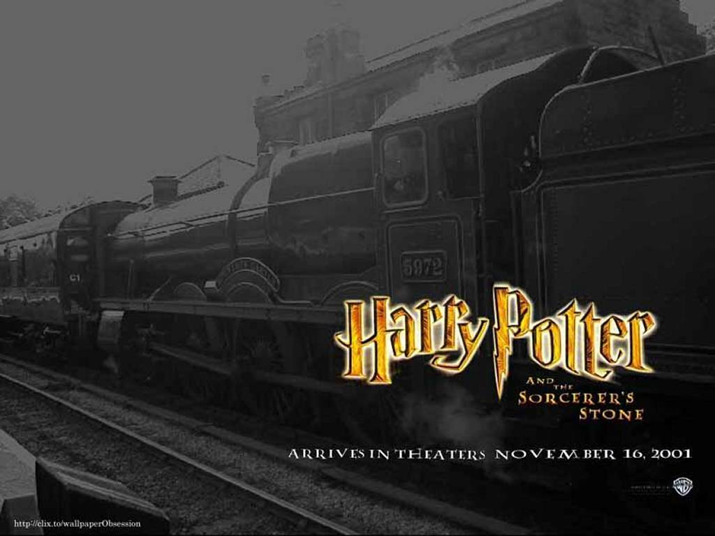 Movies Wallpaper: Harry Potter - Hogwarts Train