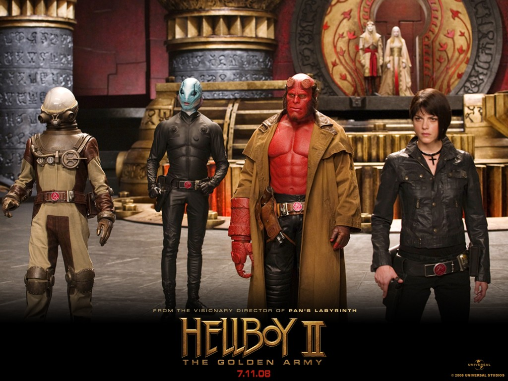 Movies Wallpaper: Hellboy II - The Golden Army
