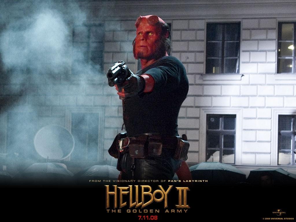 Movies Wallpaper: Hellboy II