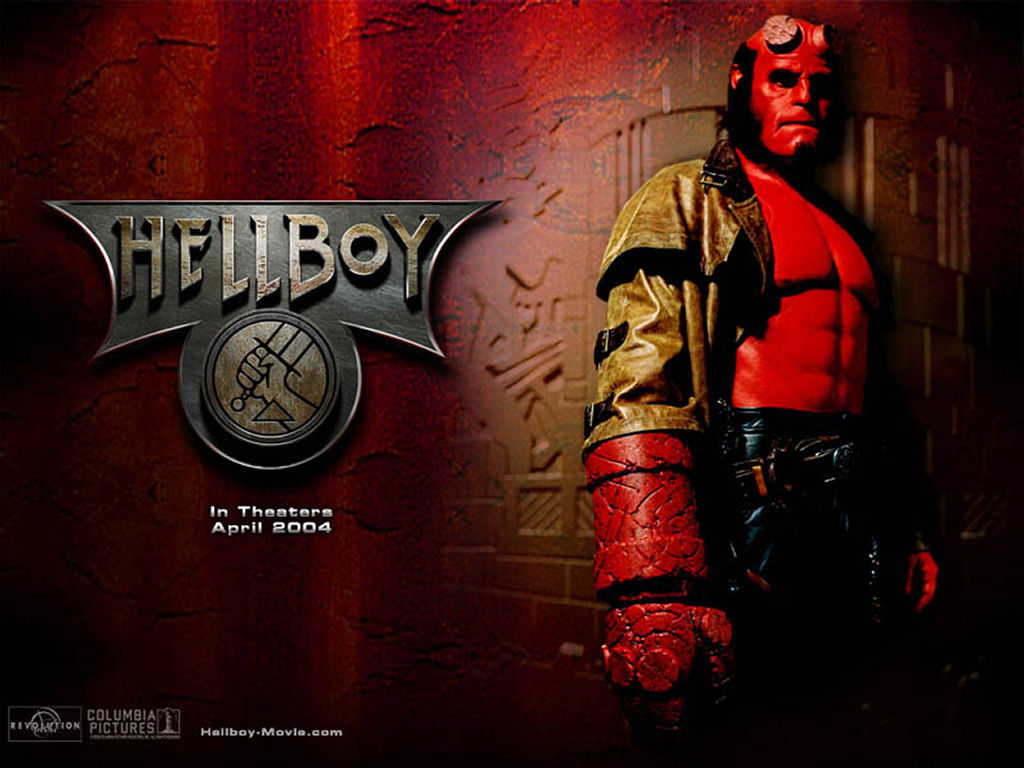 Movies Wallpaper: Hellboy