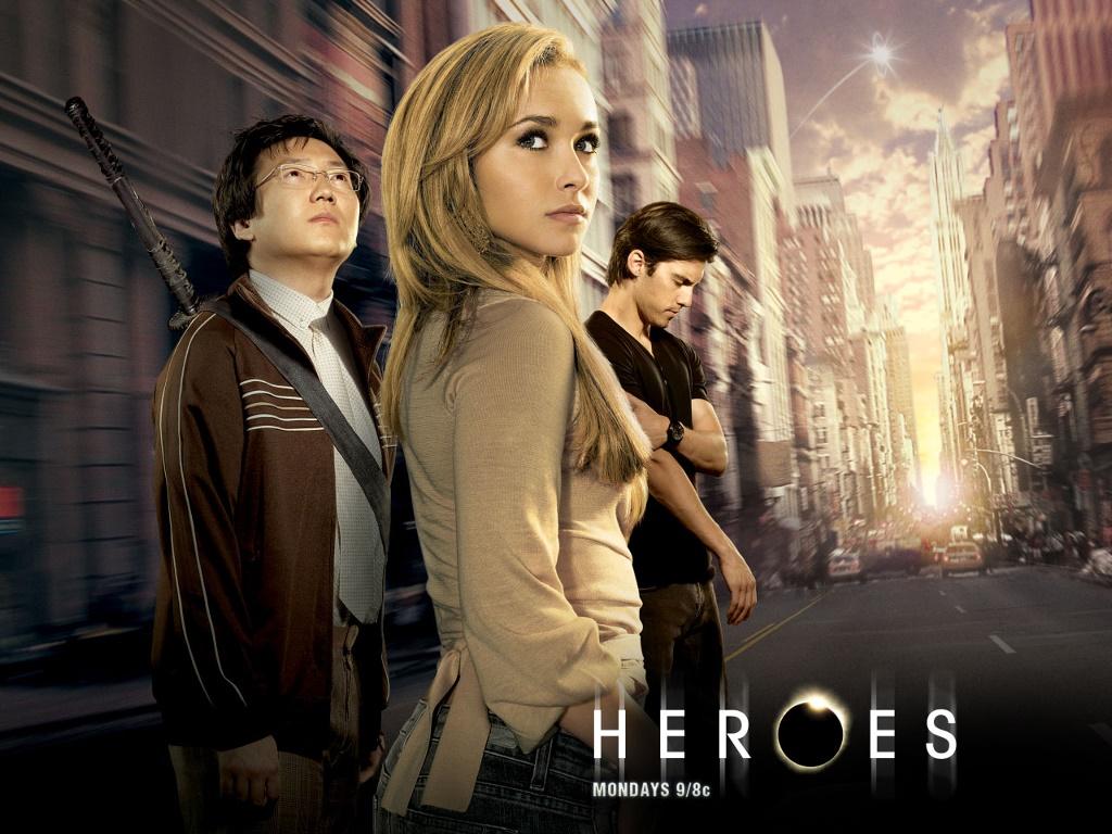 Movies Wallpaper: Heroes