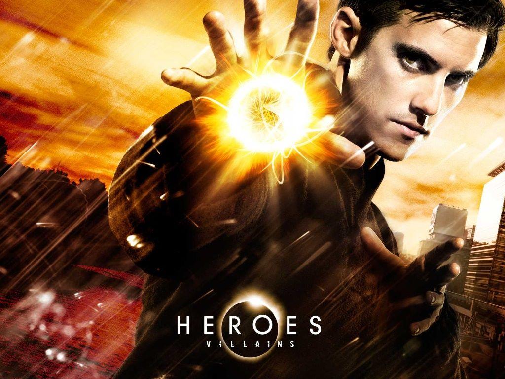Movies Wallpaper: Heroes - Season 3