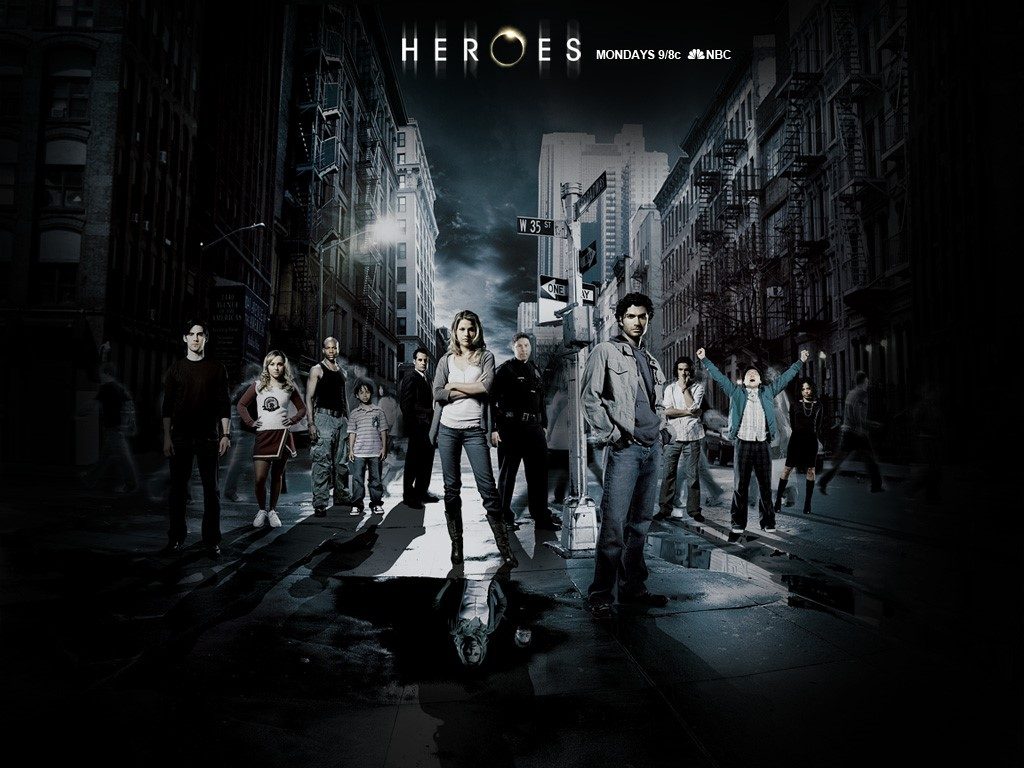 Movies Wallpaper: Heroes