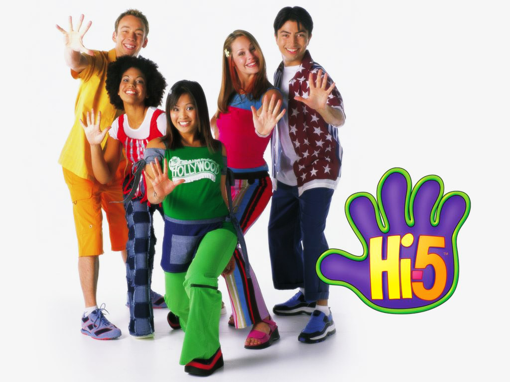 Movies Wallpaper: Hi-5