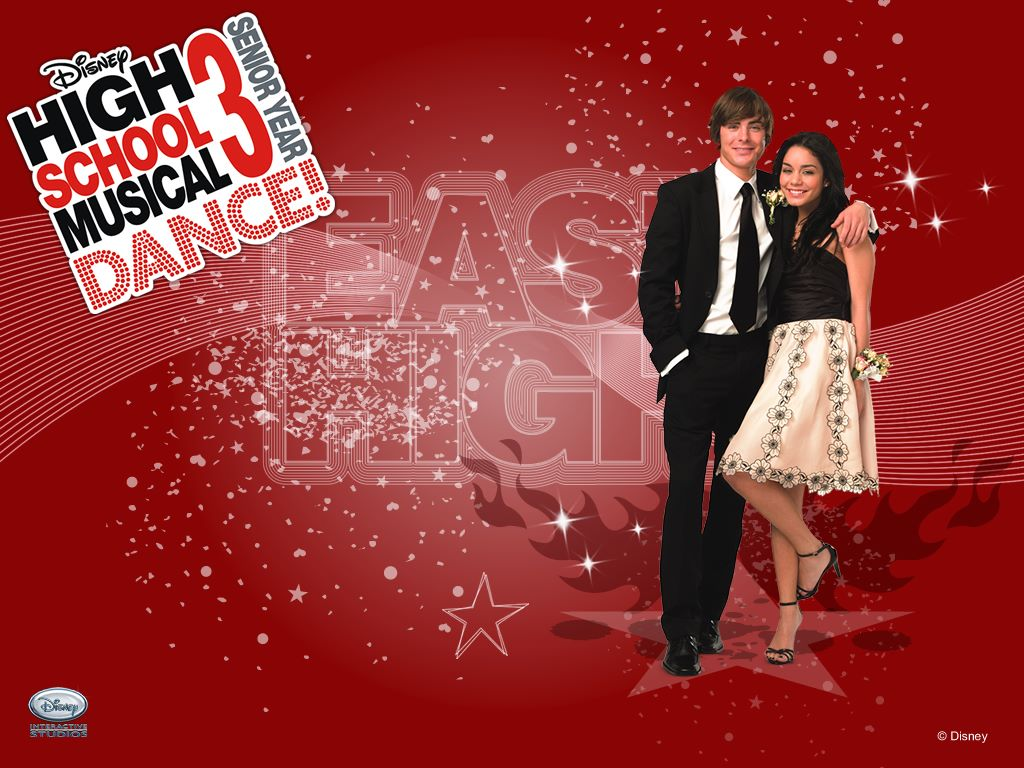 Movies Wallpaper: High School Musical 3
