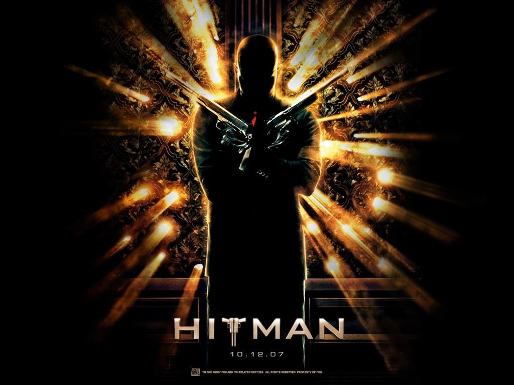 Movies Wallpaper: Hitman