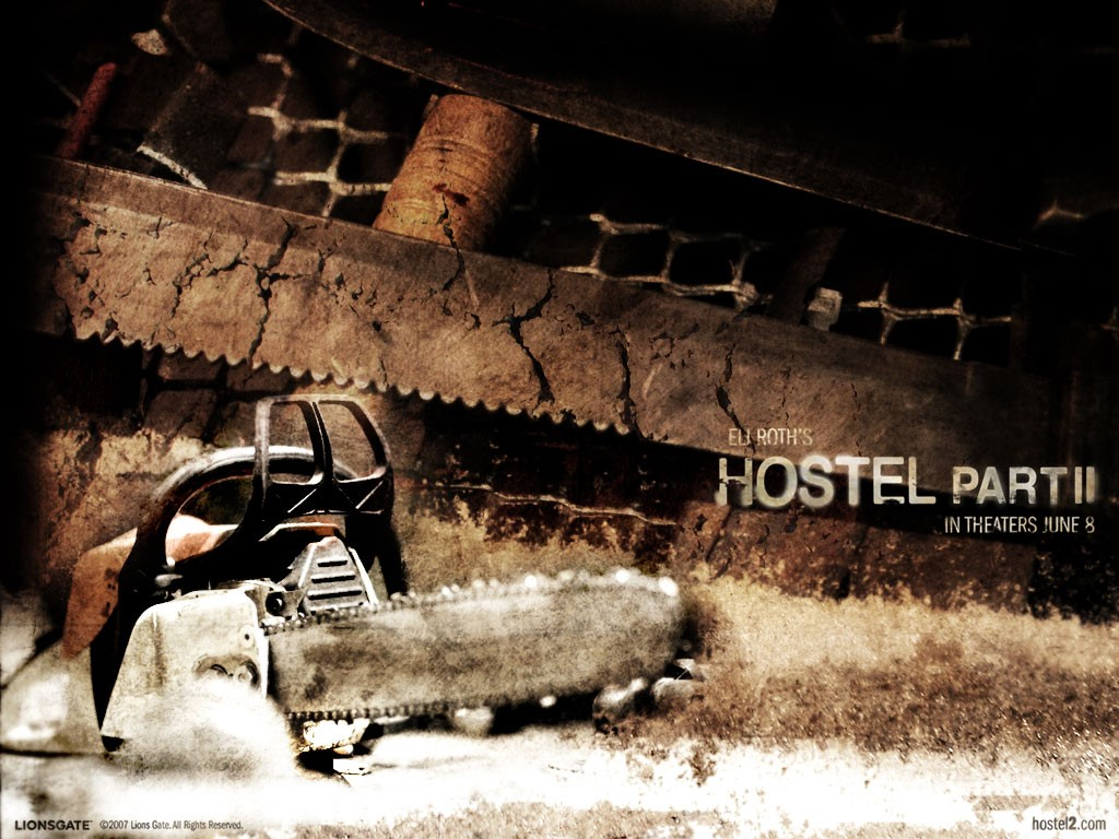Movies Wallpaper: Hostel - Part 2