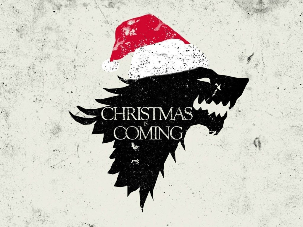 Movies Wallpaper: Game of Thrones - Christmas is Coming