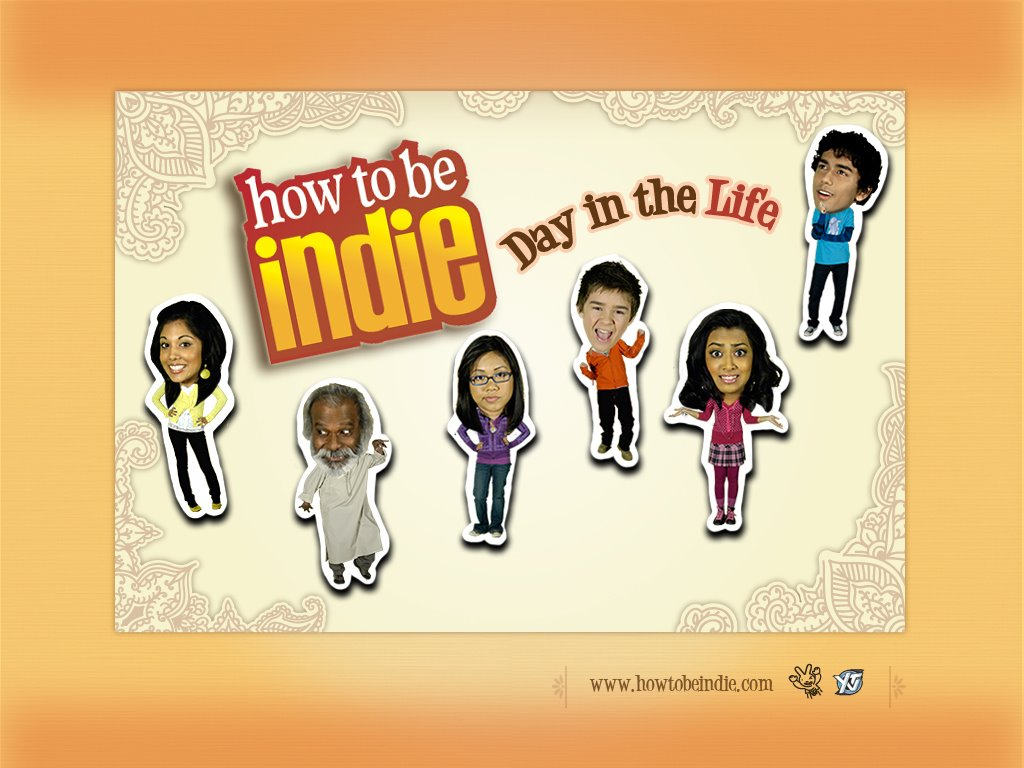 Movies Wallpaper: How To Be Indie