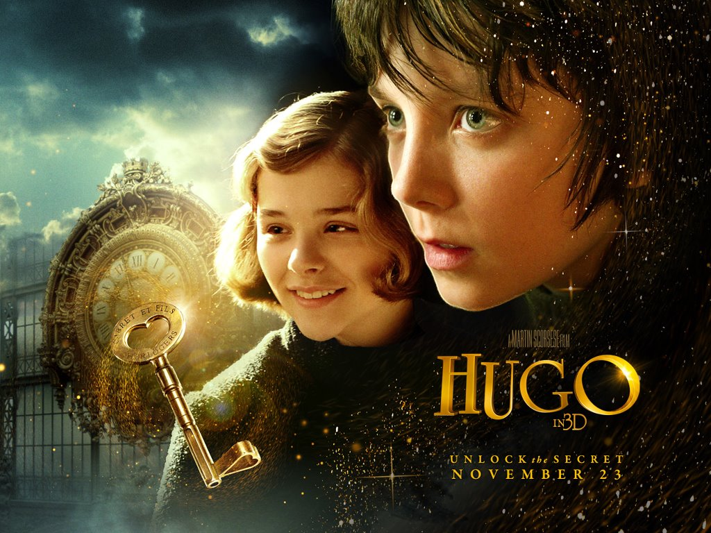 Movies Wallpaper: Hugo