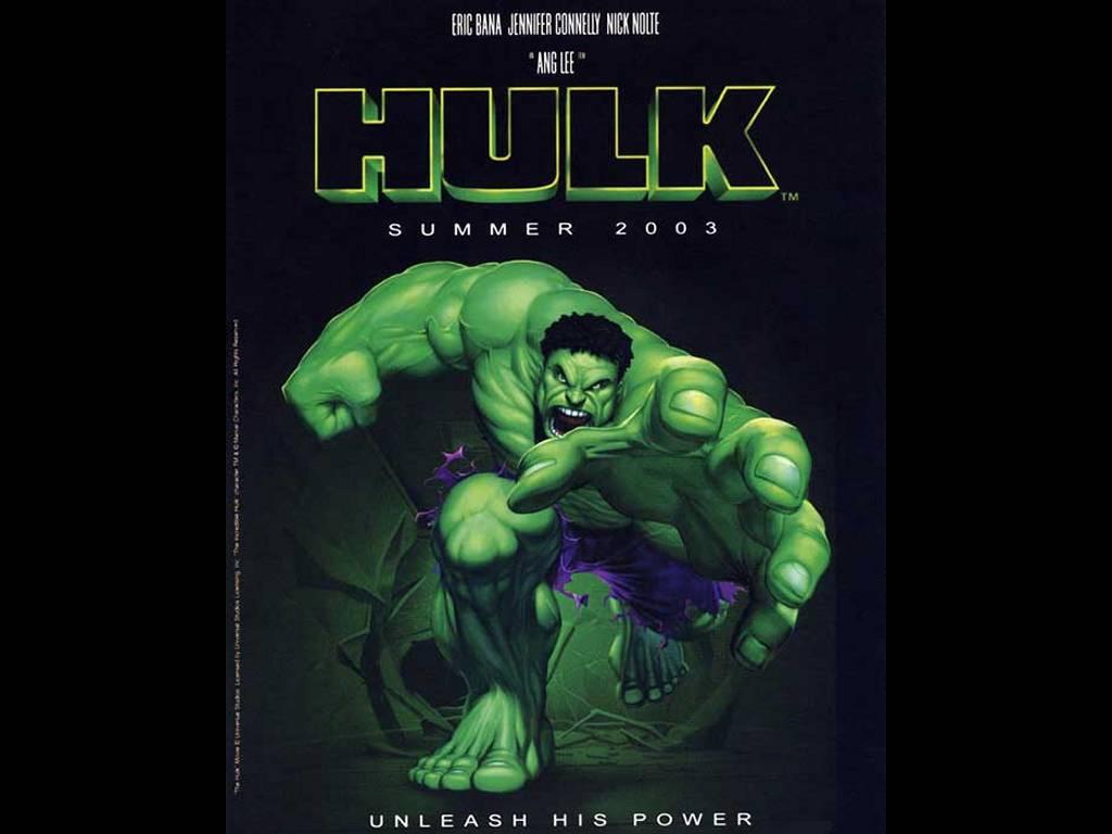 Movies Wallpaper: Hulk the Movie
