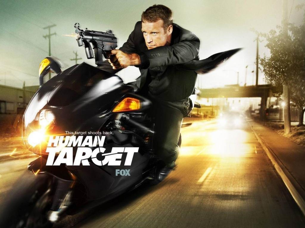 Movies Wallpaper: Human Target