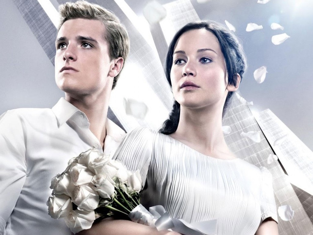 Movies Wallpaper: The Hunger Games - Catching Fire