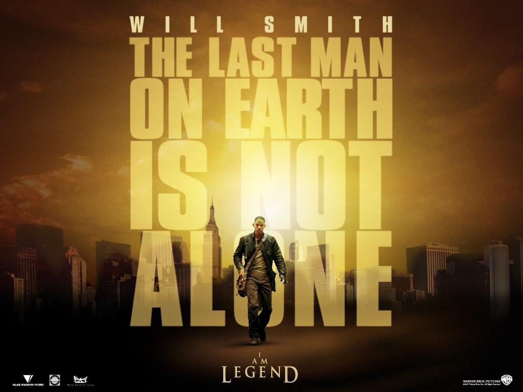 Movies Wallpaper: I Am Legend
