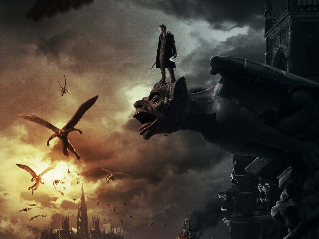 Movies Wallpaper: I, Frankenstein