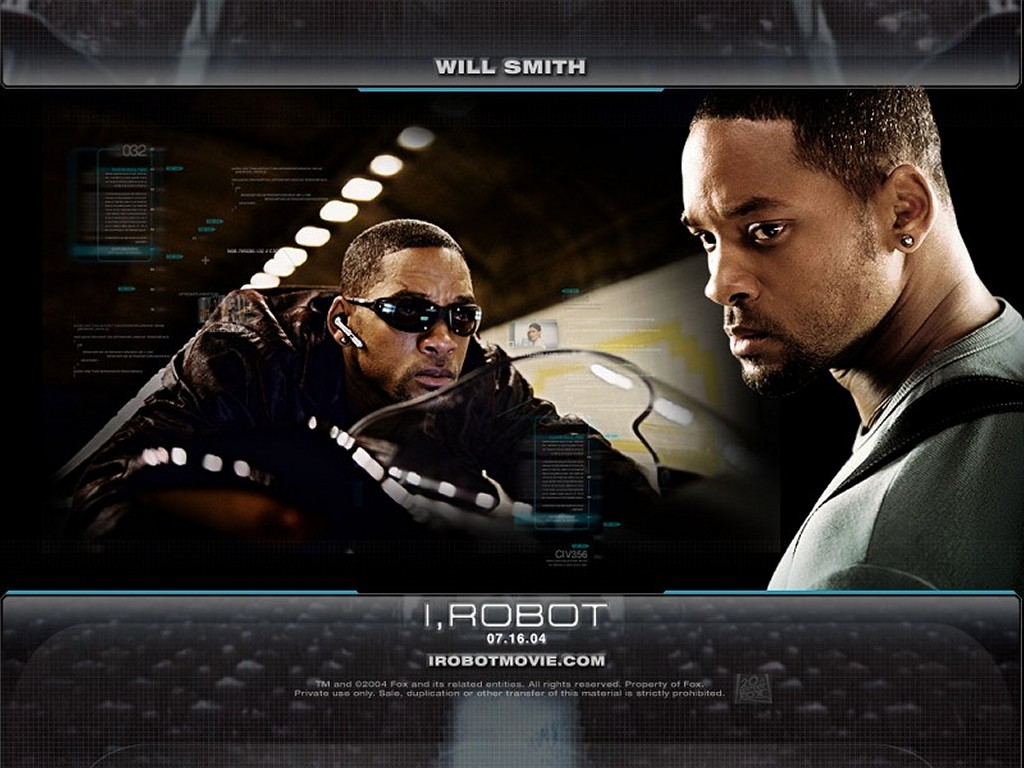 Movies Wallpaper: I, Robot