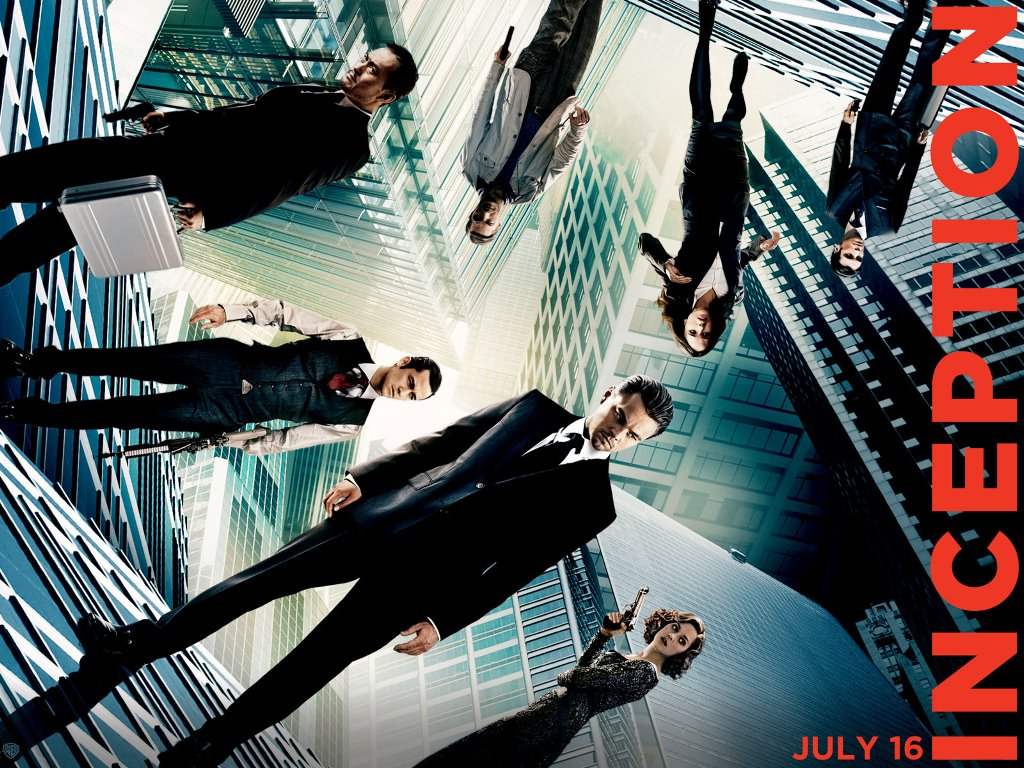 Movies Wallpaper: Inception