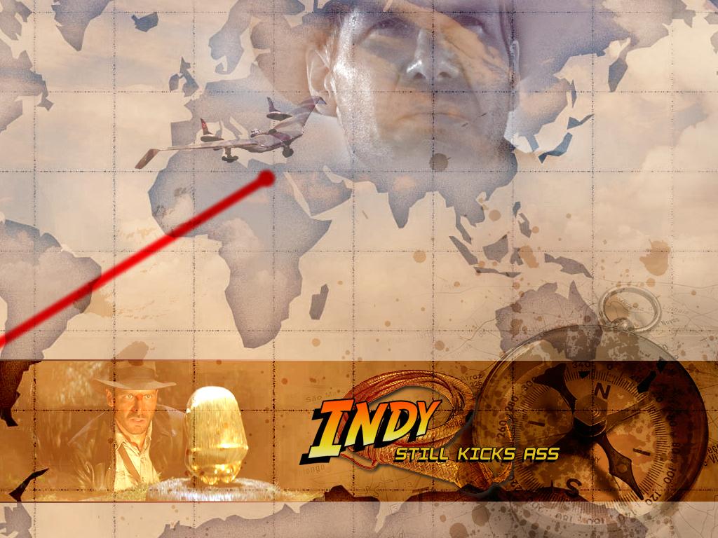Movies Wallpaper: Indiana Jones