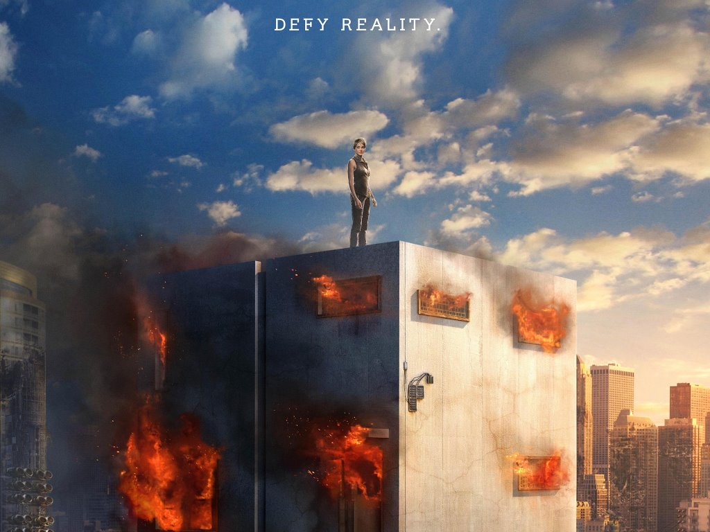 Movies Wallpaper: Insurgent