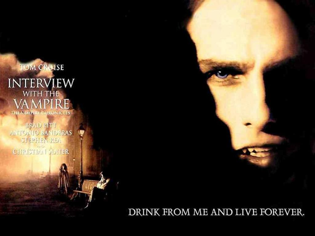 Movies Wallpaper: Interview with the Vampire