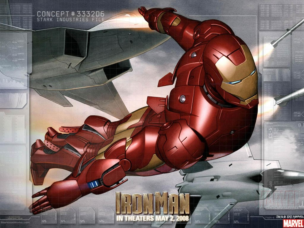 Movies Wallpaper: Iron Man