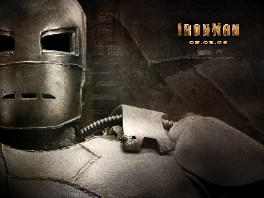 Movies Wallpaper: Iron Man