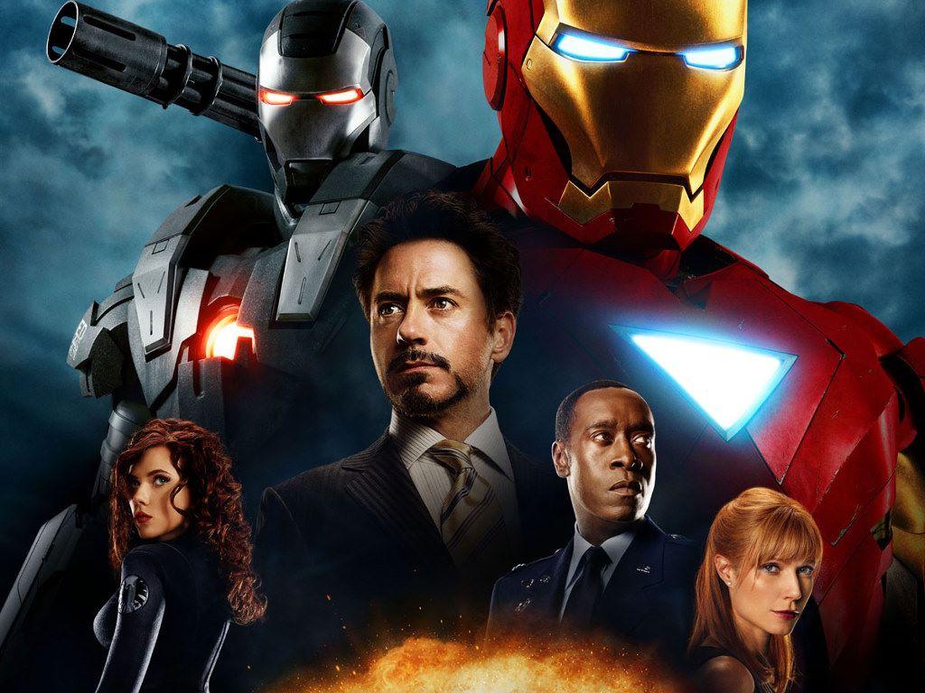 Movies Wallpaper: Iron Man 2