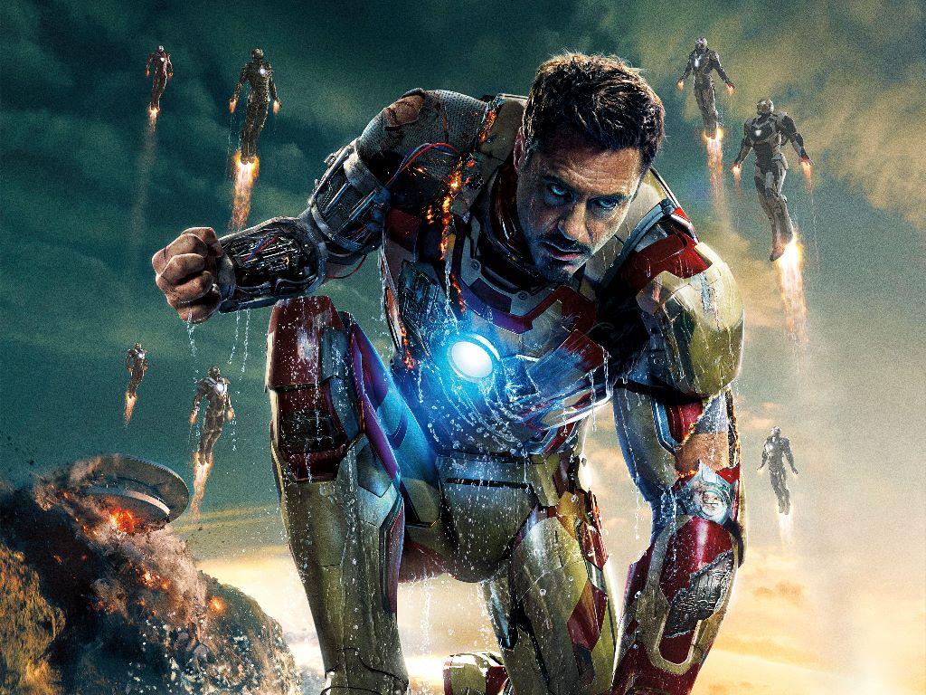 Movies Wallpaper: Iron Man 3