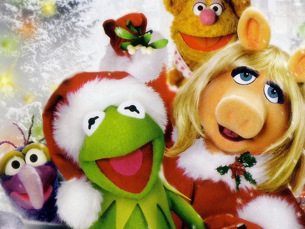 Movies Wallpaper: It's a Very Merry Muppet Christmas Movie