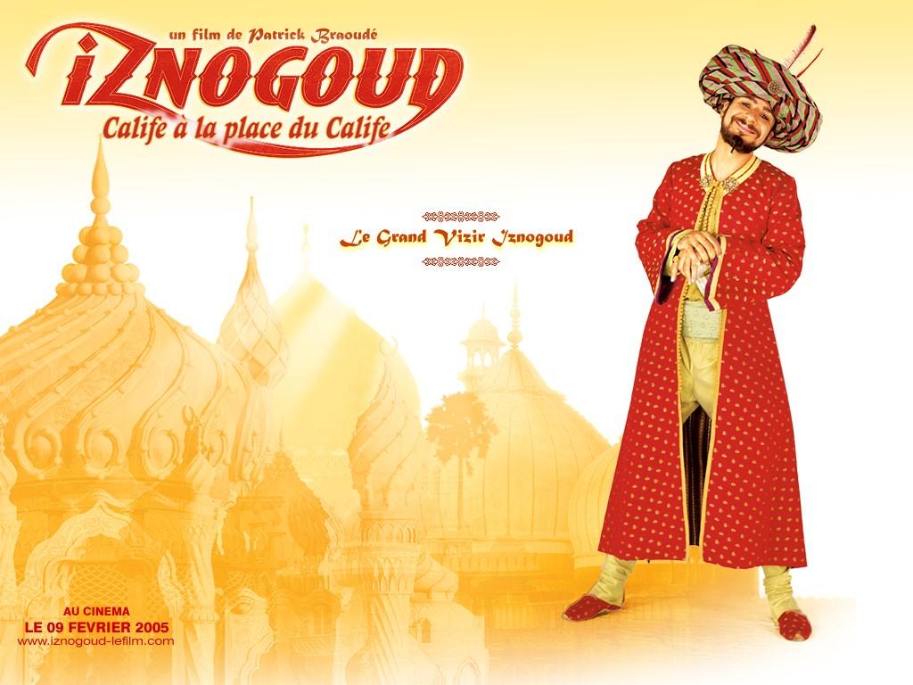 Movies Wallpaper: Iznogoud