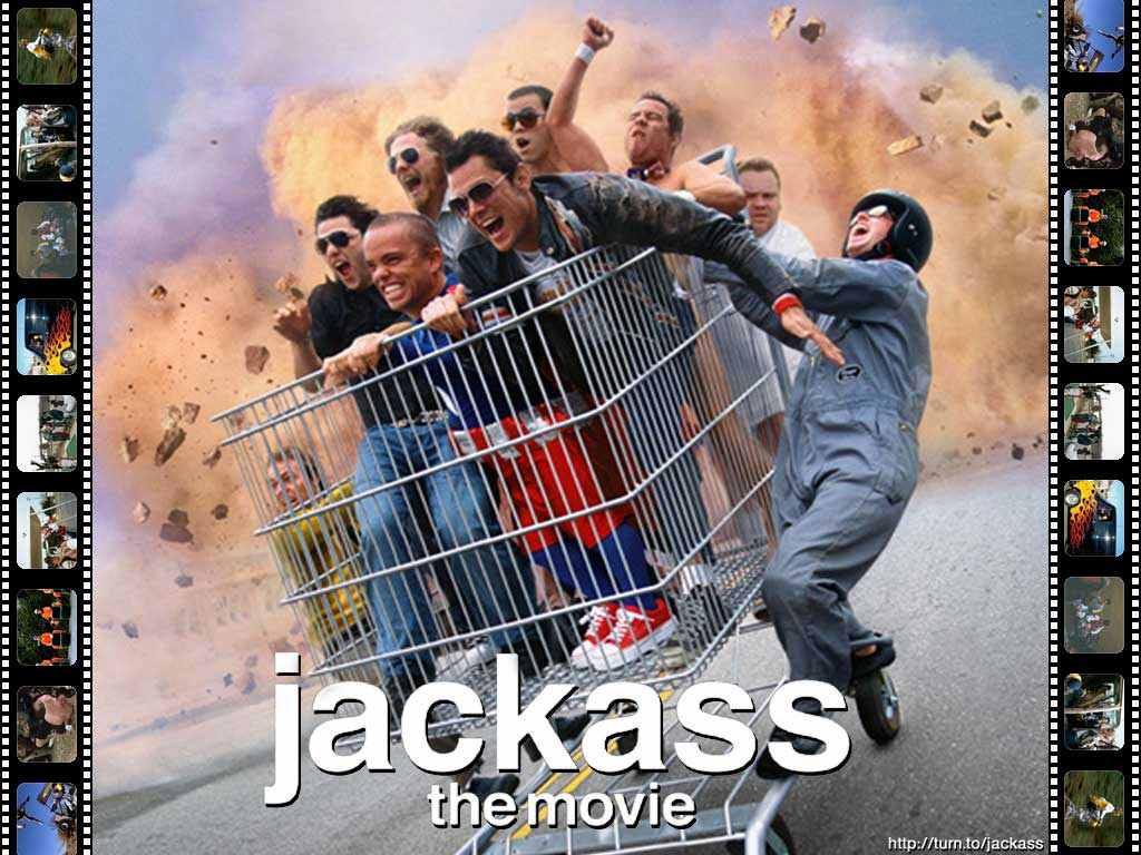 Movies Wallpaper: Jackass
