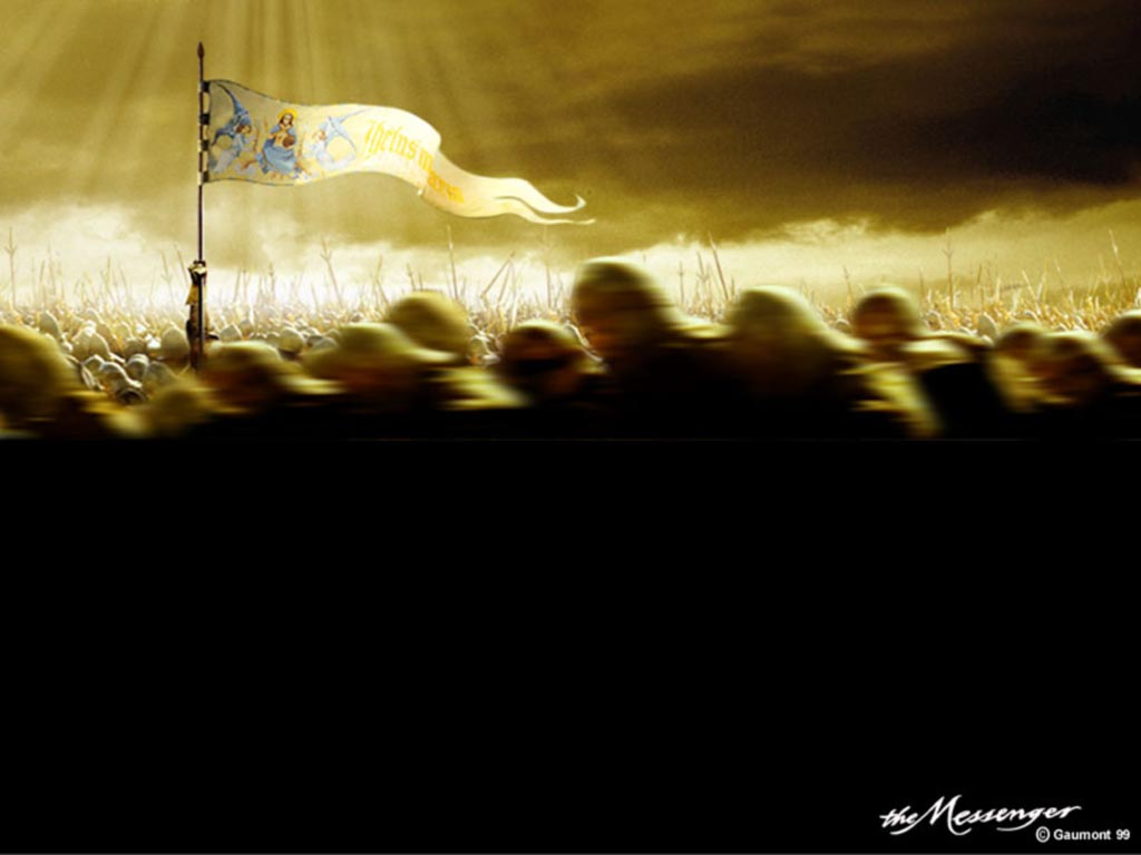 Movies Wallpaper: Joan of Arc - The Messenger