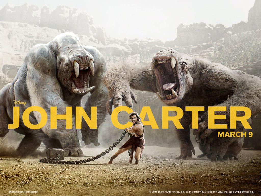 Movies Wallpaper: John Carter