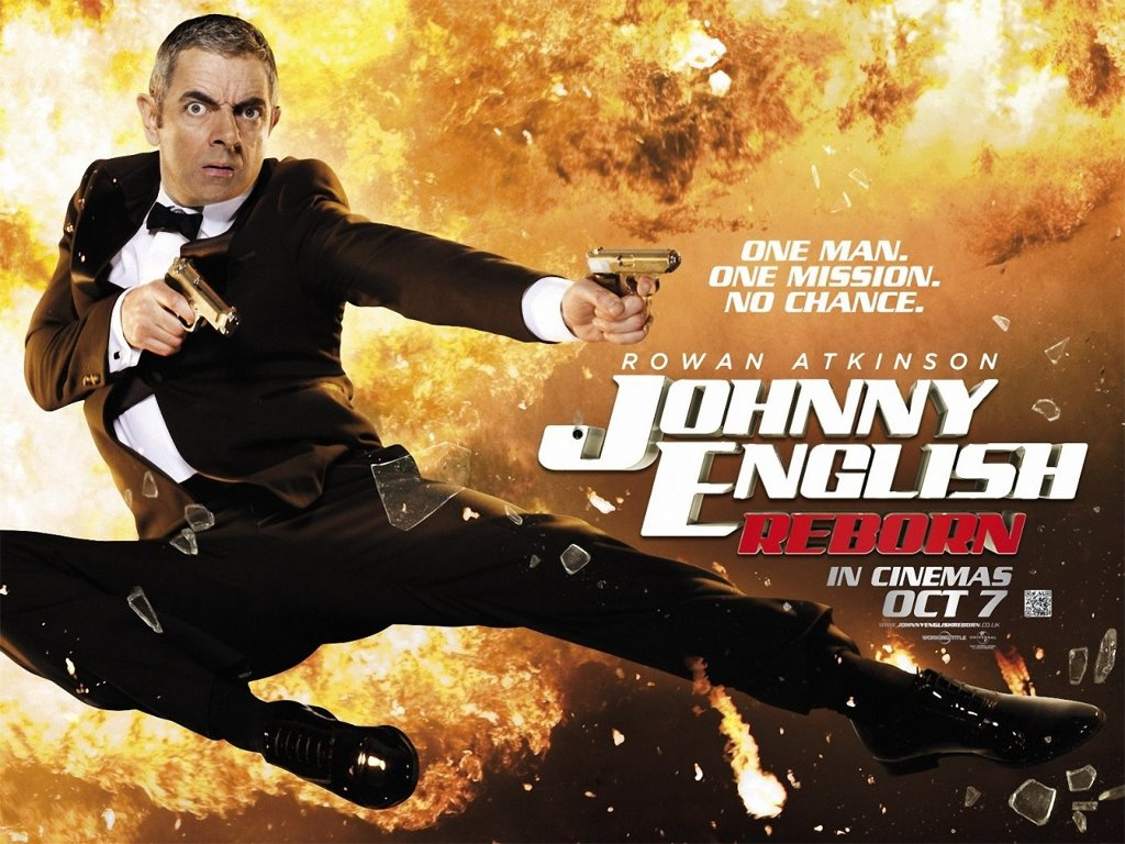 Movies Wallpaper: Johnny English Reborn