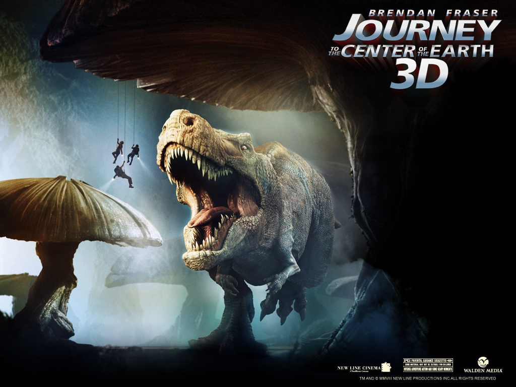 Movies Wallpaper: Journey to the Center of the Earth 3D