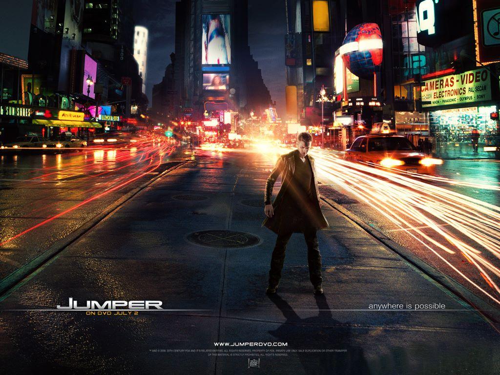 Movies Wallpaper: Jumper